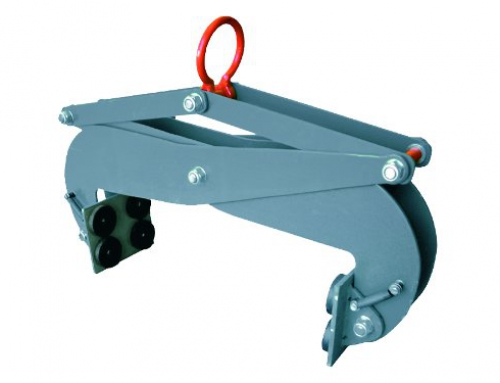 Clamp for lifting marble slabs, 63.5 cm aperture