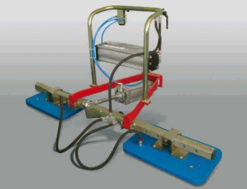 Two-base Industrial Suction Pads