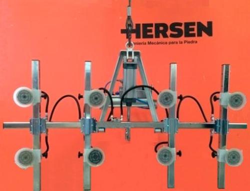 ¿En qué se diferencian las ventosas industriales de Hersen y cuál es la mejor para mis necesidades?