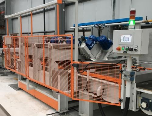 NUEVA Ranuradora CNC de 12 ejes para fachadas ventiladas