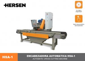 Encabezadora manual HSA-1