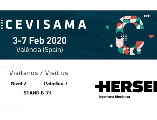 Hersen estará presente en Cevisama