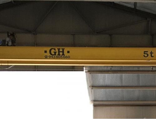 Puente-Grúa GH 5 Tn