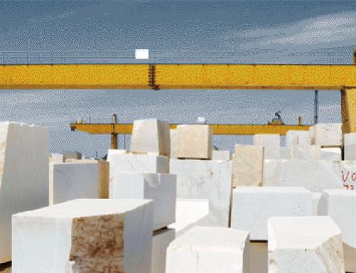 Consejos de seguridad en el empleo de grúas para mármol