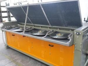 máquinas desdobladoras
