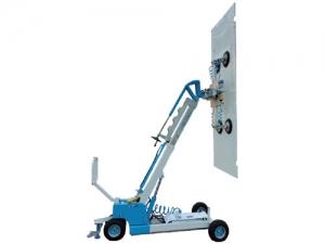 Ventosa Robot Setter para la manipulación y montaje de placas de porcelánico, mármol, granito y vidrio