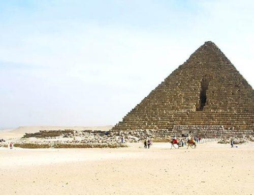 Usos del granito en el Antiguo Egipto