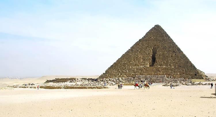 usos del granito egipto